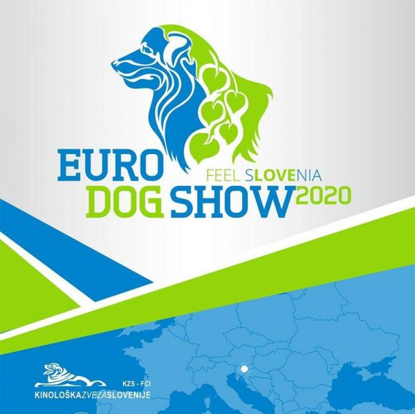 Euro Dog Show 2020 in Slovenia cancelled!