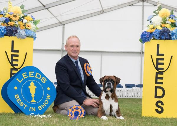 Leeds Championship Dog Show - cancelled